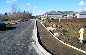 Road Building and Site Services Mission BC