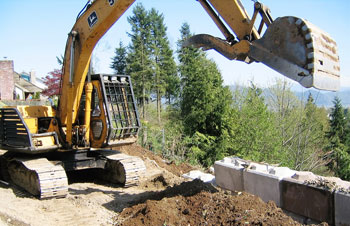 Foundations & Backfilling